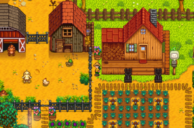 ConcernedApe confirms two new Stardew Valley related projects 1