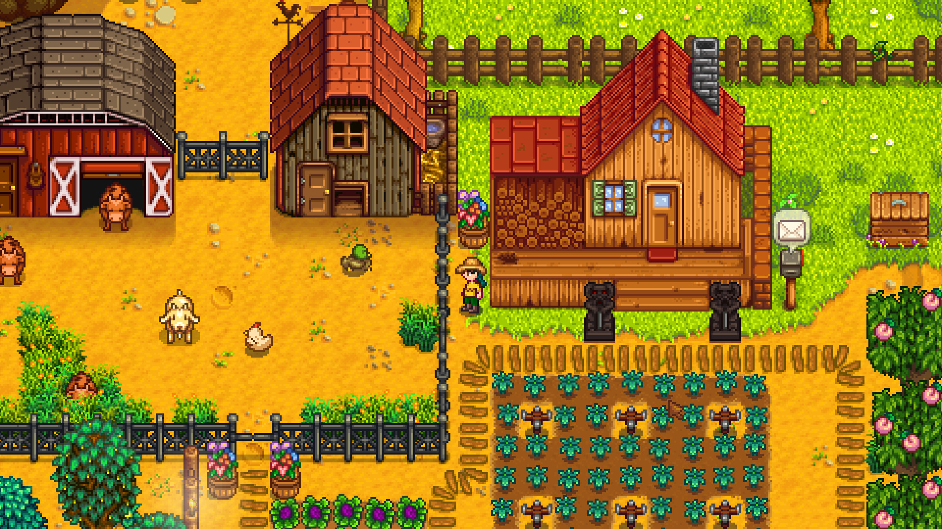 Stardew Valley: How to Play Multiplayer Beta