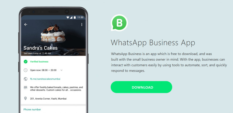 WhatsApp may be working on a Business app for Windows Phone