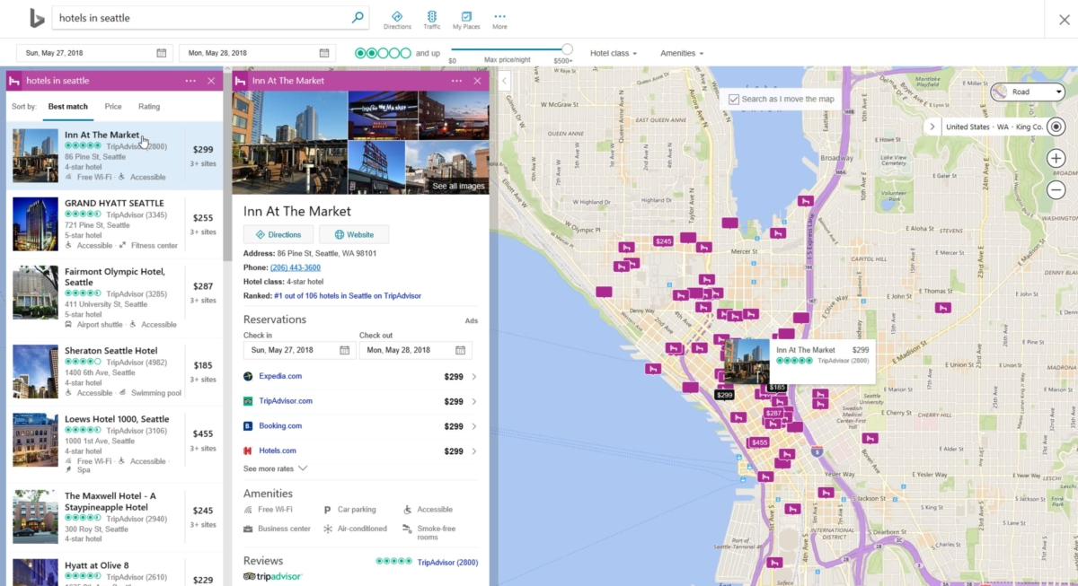 photo image Microsoft announces several new features for Bing web experience