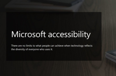Microsoft announces $25 million AI for Accessibility program 9