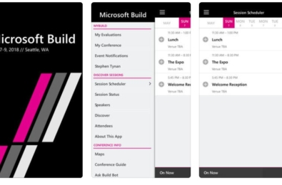Microsoft Build iOS and Android apps updated for this year's conference 7