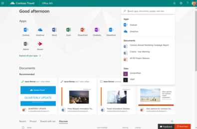 Microsoft announces new, personalized Office.com experience 3