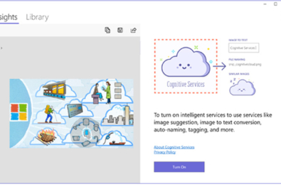 "Microsoft Garage release new ""Snip Insights"" AI app 21"
