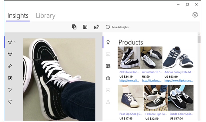 New Snip Insights app is Microsoft's take on Google Lens 2