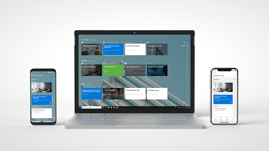 Windows 10 Build 18267 confirms Web-based Windows 10 Timeline is coming 1