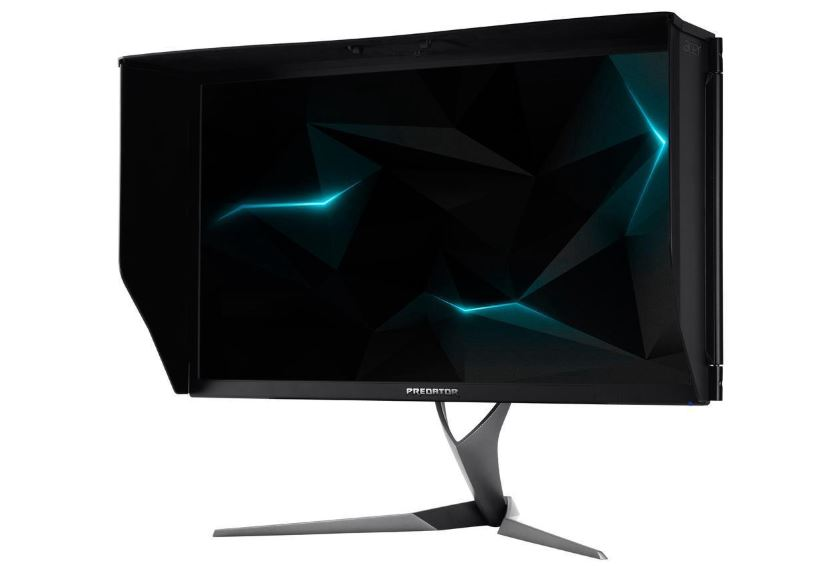 Acer's 4K, HDR, and G-Sync capable monitor is available to pre-order for $2000 1