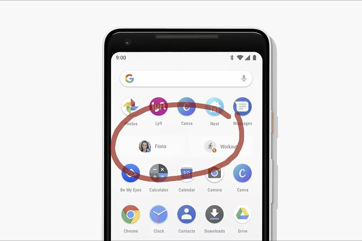 Google announces some great new features in Android P, and