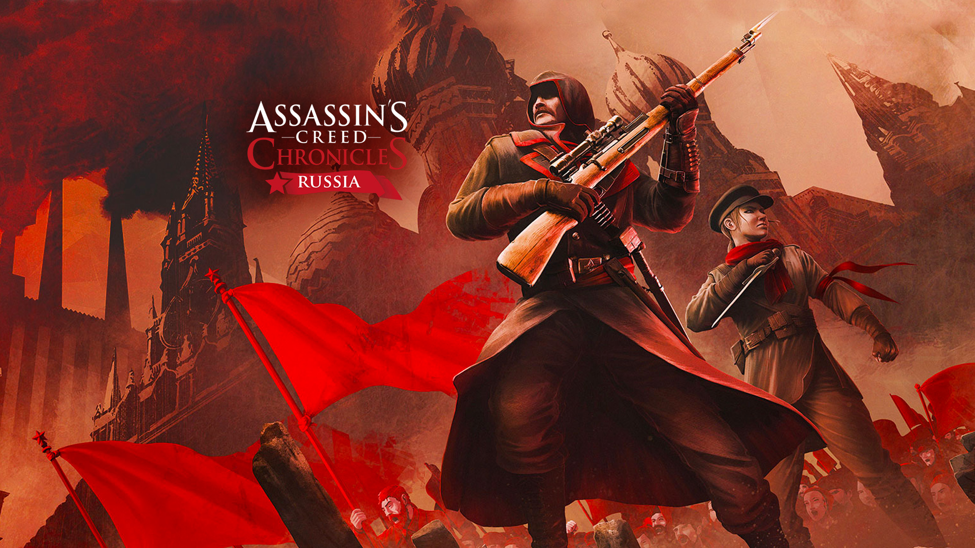 Assassin's Creed Chronicles: Russia And Sonic & All-Stars