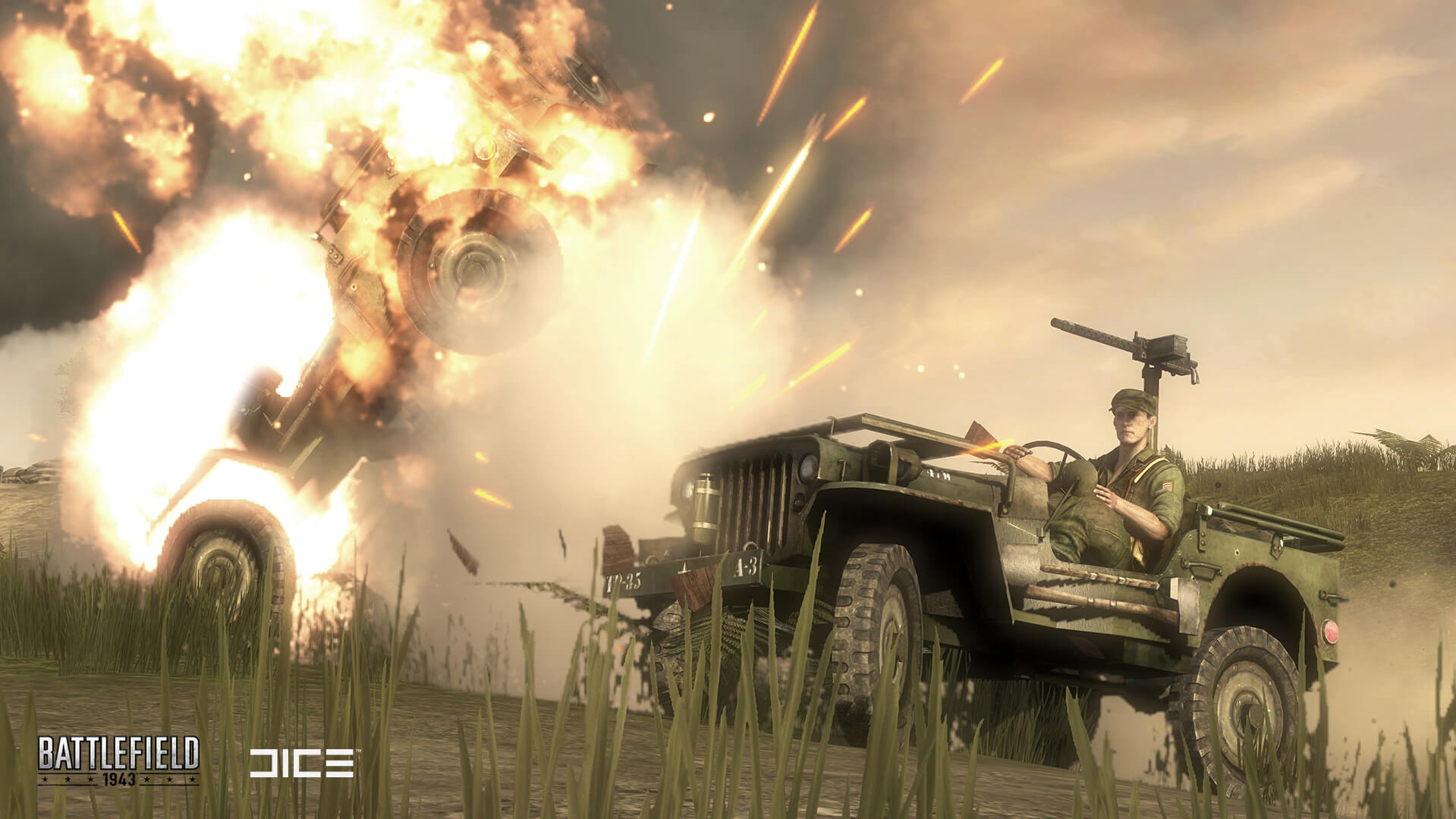 Battlefield 1943 is coming to Xbox One backward compatibility today 1