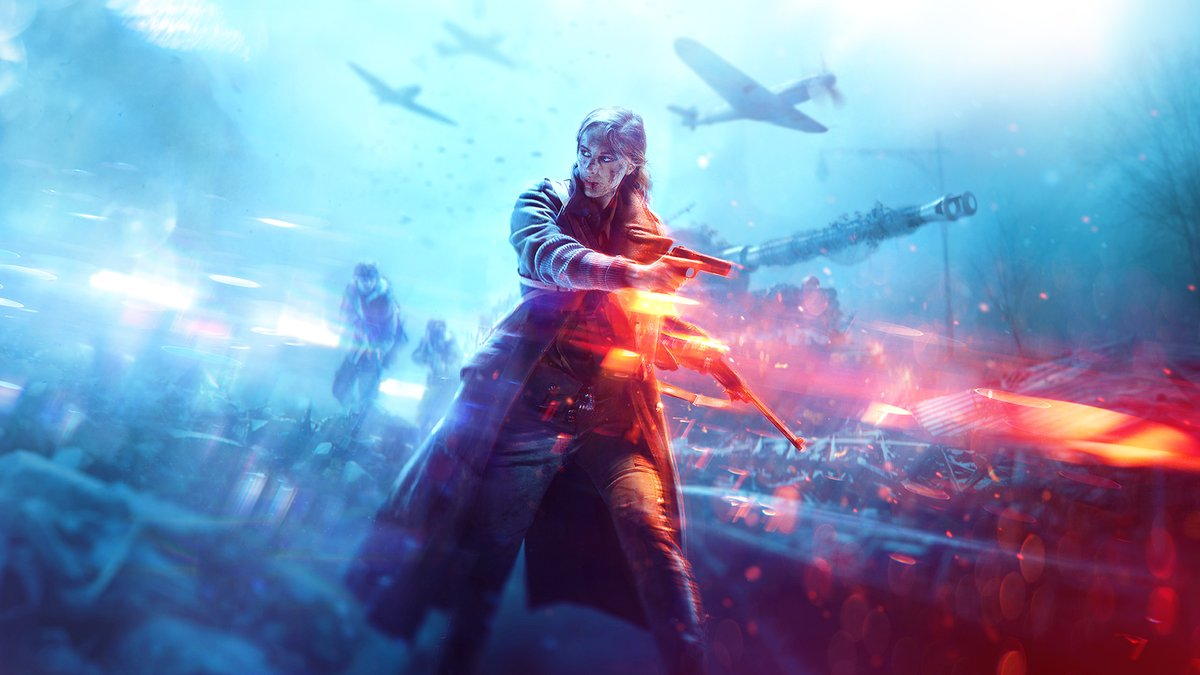 DICE teams with NVIDIA for Battlefield V on the PC