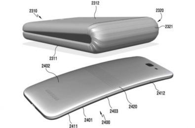 Leak reveals Samsung's foldable smartphone may be tiny 10