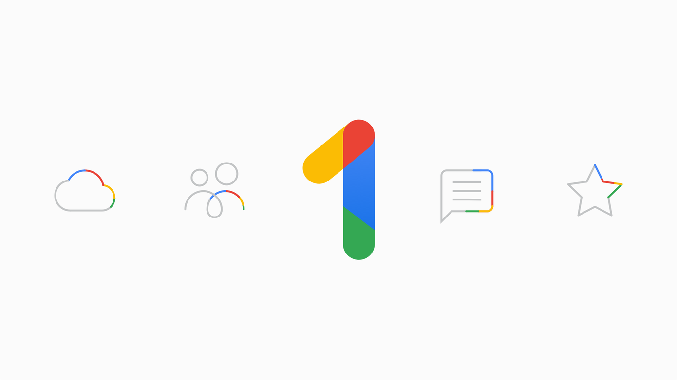Google One Revamps Cloud Storage With New Pricing Tiers And Family Sharing