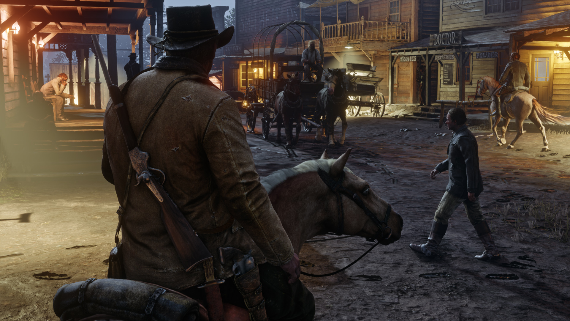 What Are The 'Red Dead Redemption 2' Xbox One Preorder Bonuses?