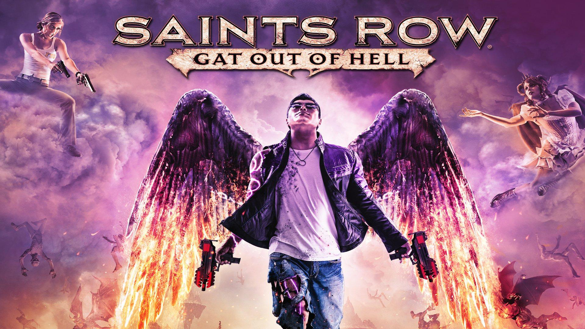 Saints Row and more games are coming to Xbox One backward