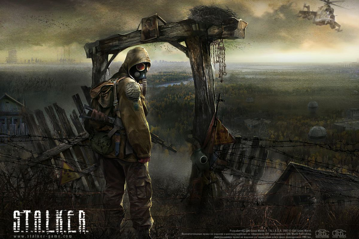 STALKER 2 is coming in 2021, apparently