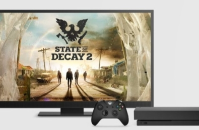 Purchase an Xbox One X on the Microsoft Store and you'll receive a free digital copy of State of Decay 2 1