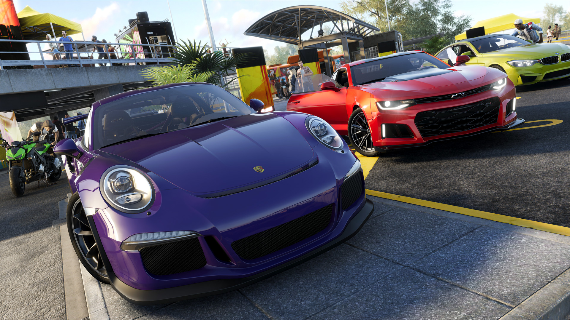Ubiosft now taking registrations for The Crew 2 closed beta