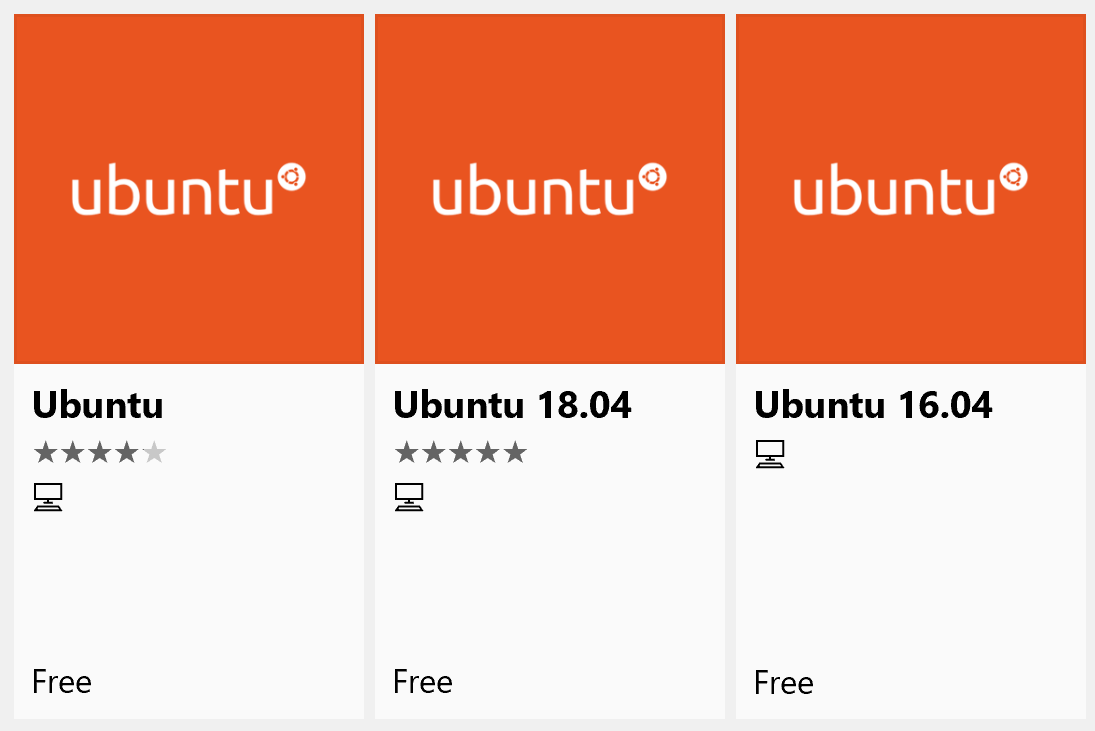 Ubuntu brings another version of their Linux to the Microsoft Store