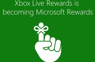 Xbox Live Rewards to become Microsoft Rewards soon, remember to redeem MyVIP Gems for prizes before June 15 17