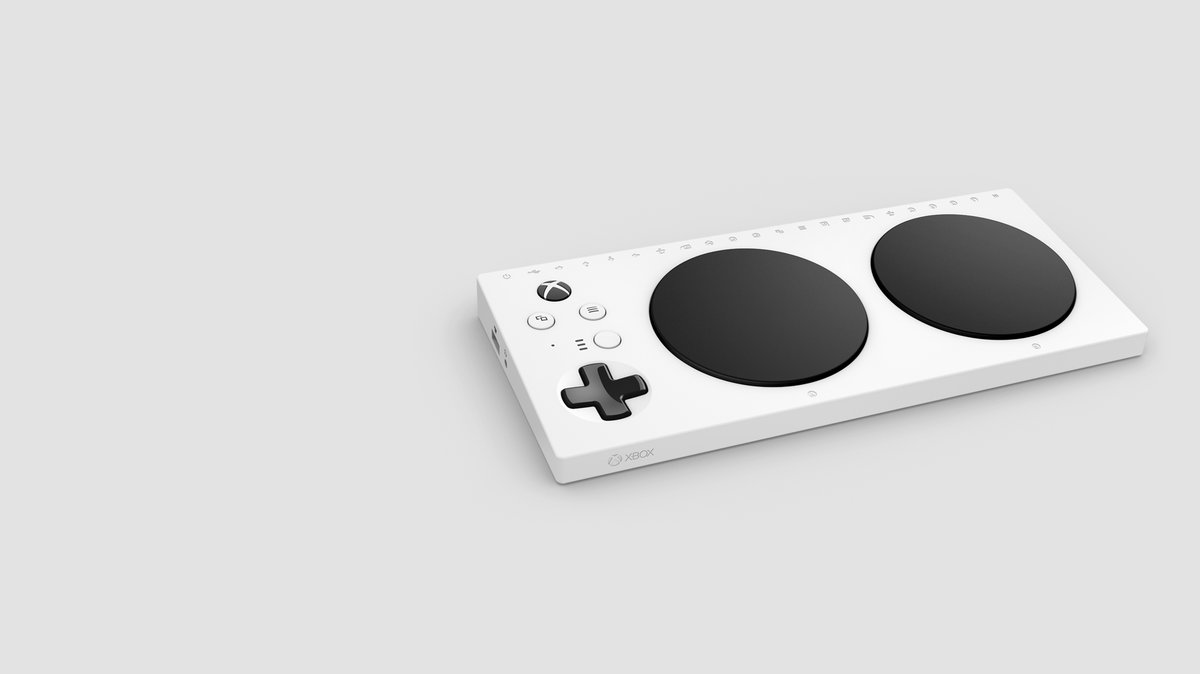 Xbox controller designed for accessibility appears to have leaked ahead of E3 1