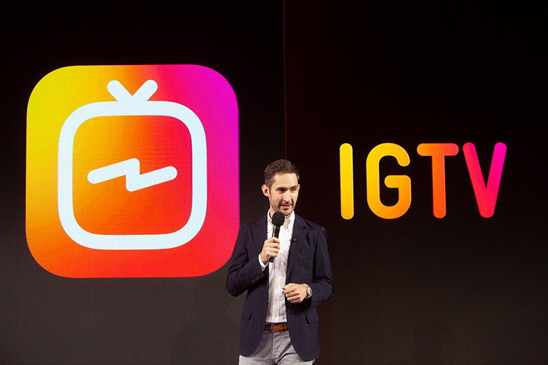 Instagram makes IGTV a little less like Snapchat with horizontal video 1
