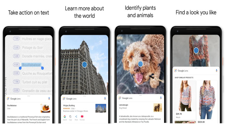 Google Lens Makes Its Way To The Play Store As A Standalone