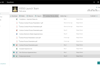 Adobe announces improved Document Cloud integration with Office 365 1