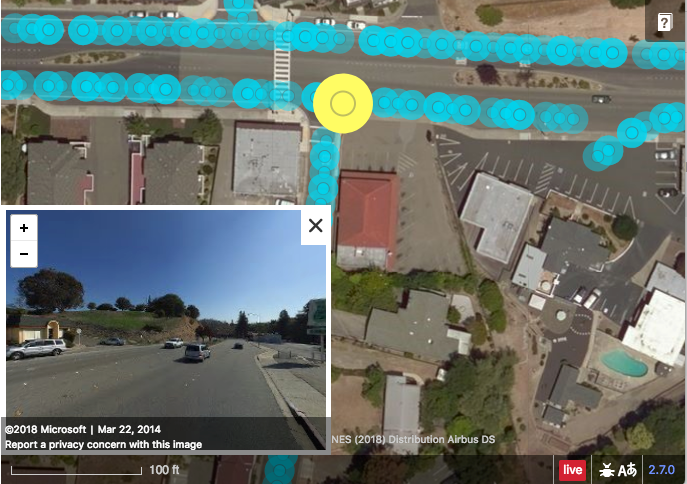 Microsoft is integrating its Streetside imagery into OpenStreetMap ...