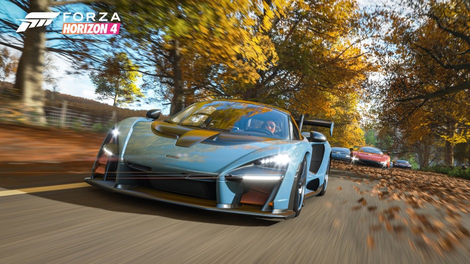 Microsoft shares details on Forza Horizon 4 including the release