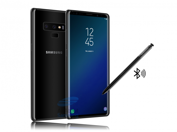 Samsung Galaxy Note 9 Might Have 512 GB Of Internal Memory