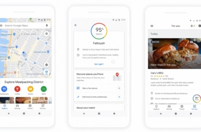 Google rolling out a major update to Google Maps mobile apps 5