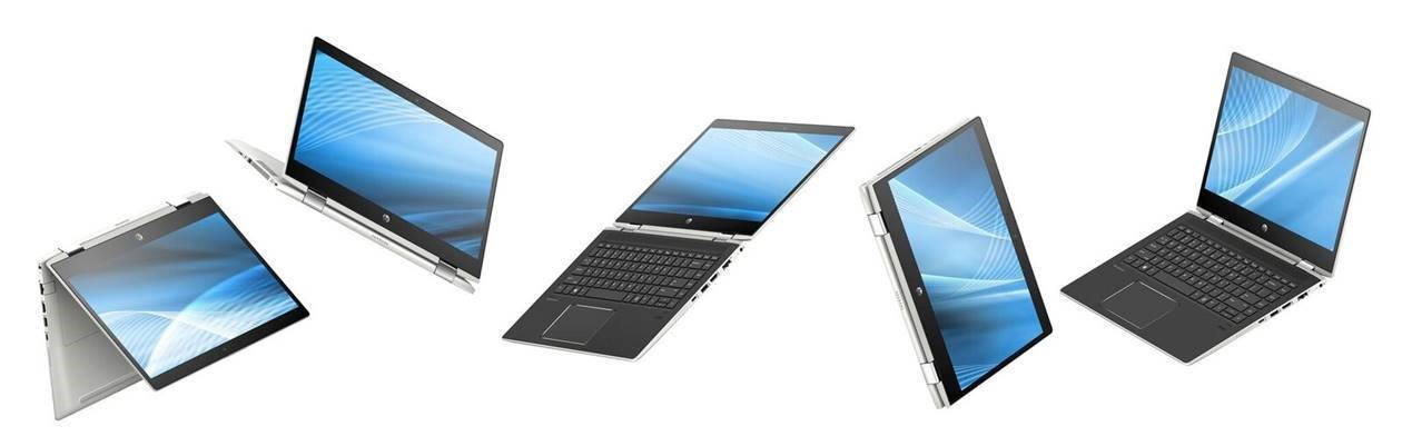 HP announces ProBook x360 440 G1, a new convertible PC