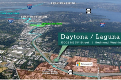 Microsoft buys Daytona Laguna complex near its HQ campus for $250M 7
