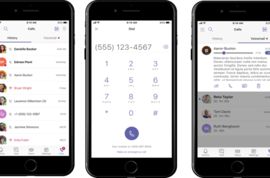 You can now join a call or meeting with Microsoft Teams mobile app 3