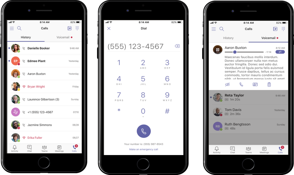 You can now join a call or meeting with Microsoft Teams mobile app 1