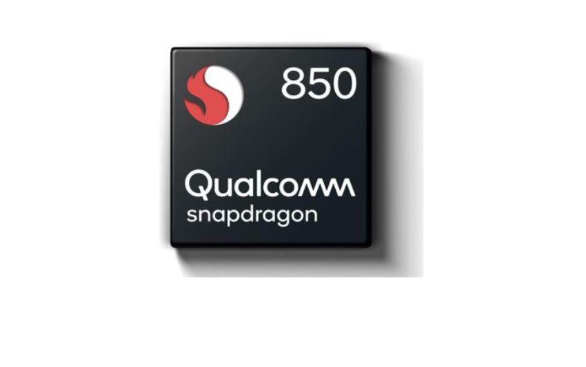 Qualcomm Snapdragon 850 for Windows 10 PCs unveiled
