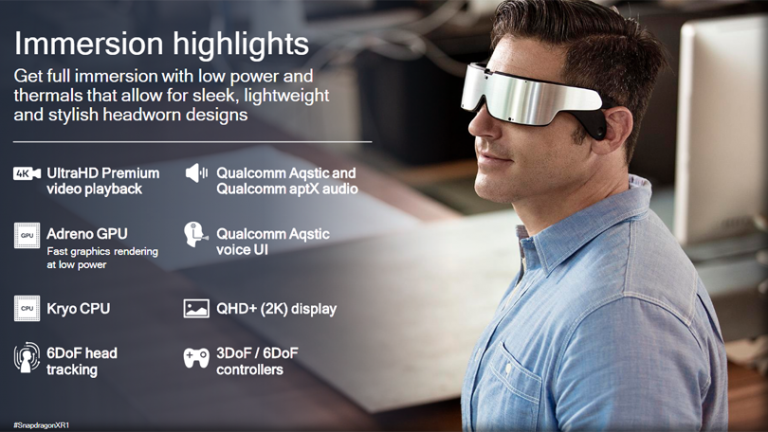 Report: HoloLens 2 to be powered by powerful Qualcomm XR1 processor 1