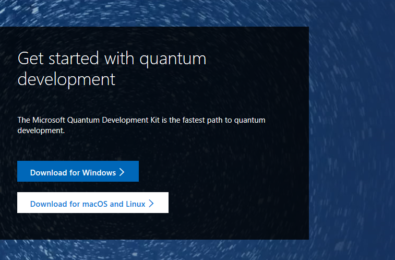 Microsoft releases updated Quantum Development Kit with new chemistry library and improved developer tools 12