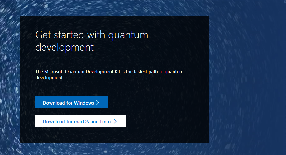 Microsoft releases updated Quantum Development Kit with new