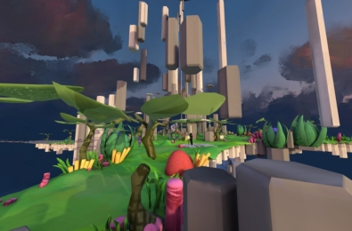 Alex Kipman announce new lobby, game shows,and community leader program at AltSpaceVR 3