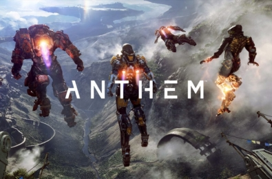 Anthem Overhaul update BioWare