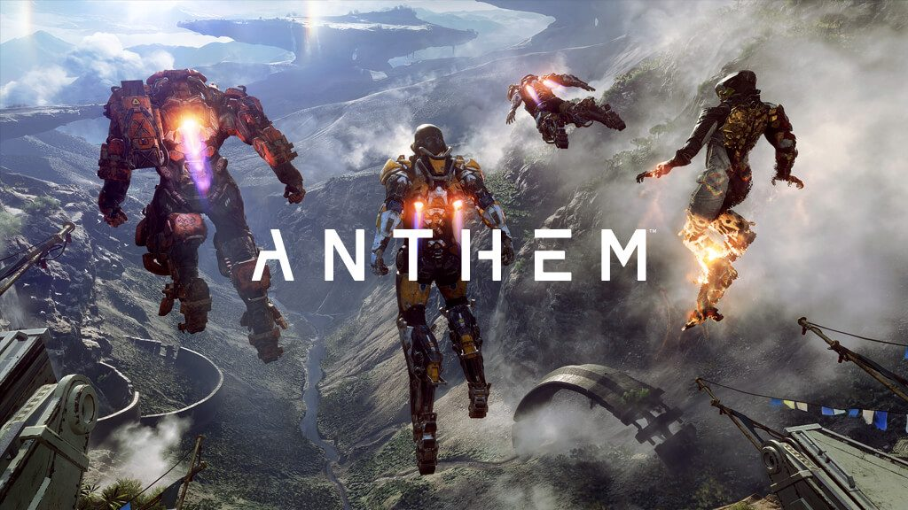 Anthem gets stunning trailer and new footage, releases February 2019 1