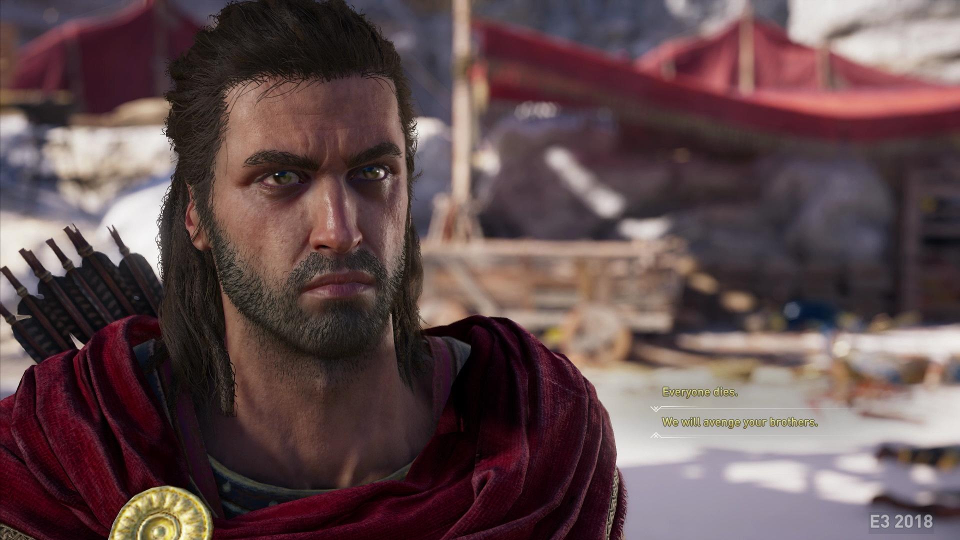 Assassin's Creed Odyssey screenshots leak ...