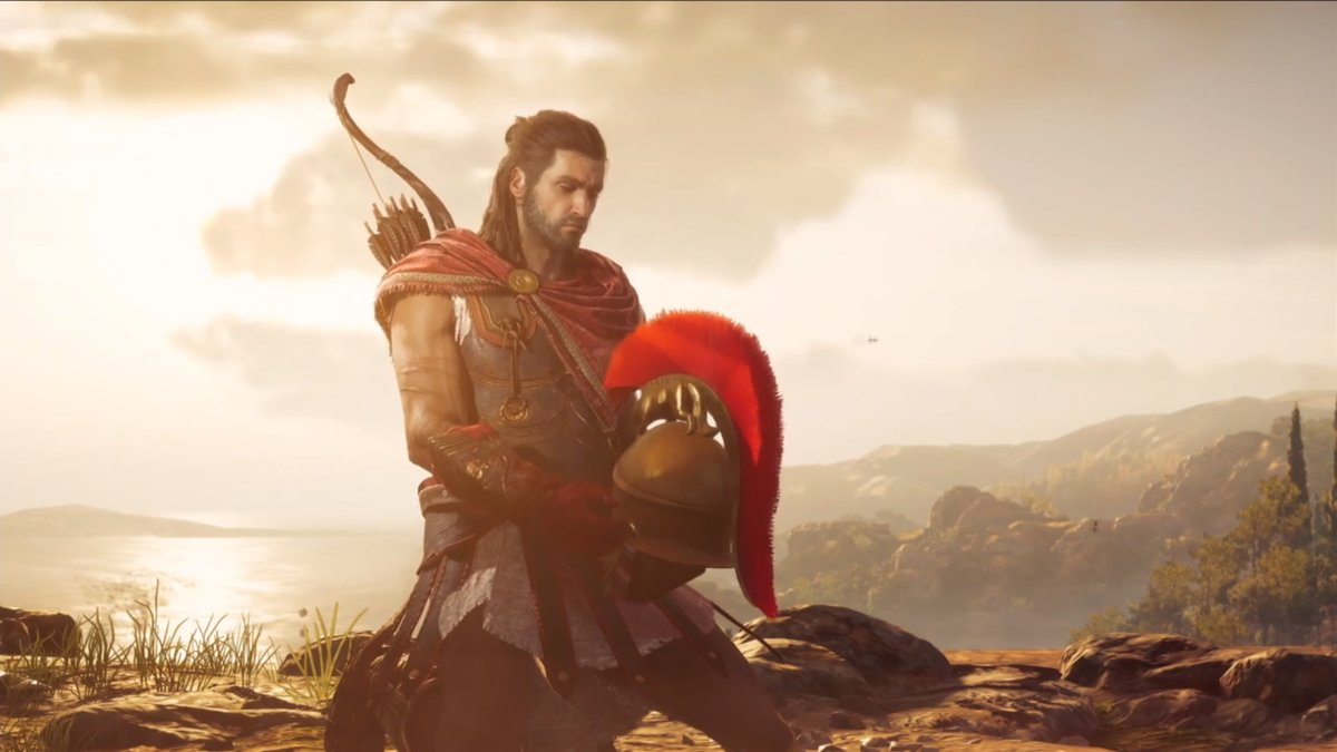 Assassin's Creed Odyssey screenshots leak