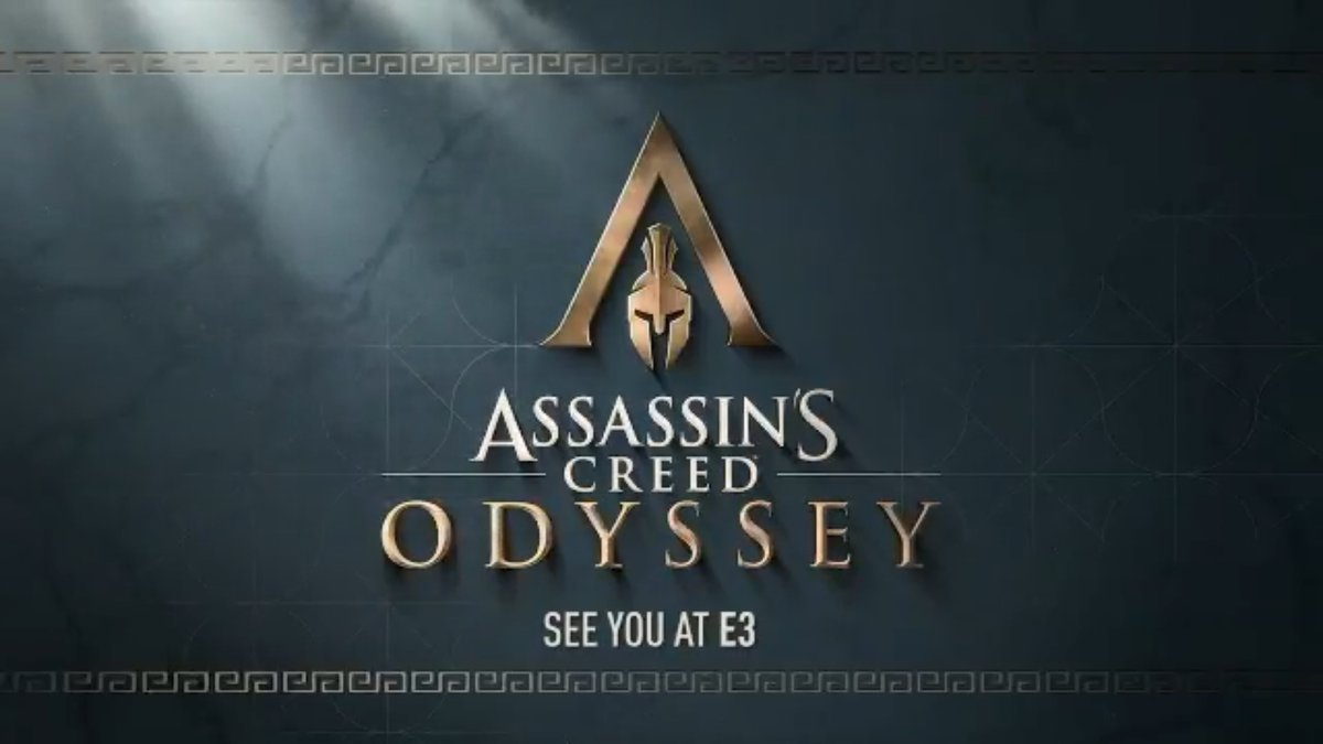 E3 2018: First Look at Assassin's Creed Odyssey Gameplay