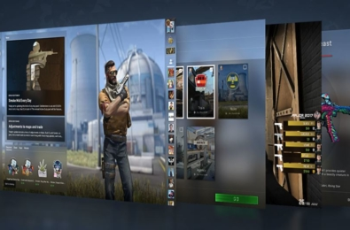 CS:GO's Panorama UI update goes live for everyone 12