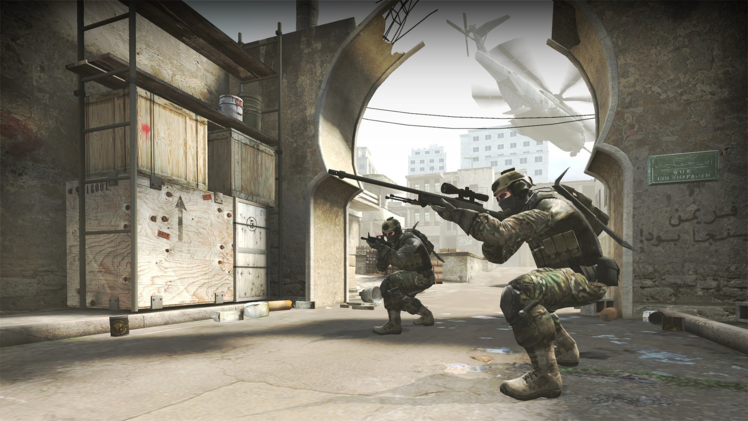 counter strike global offensive steamless