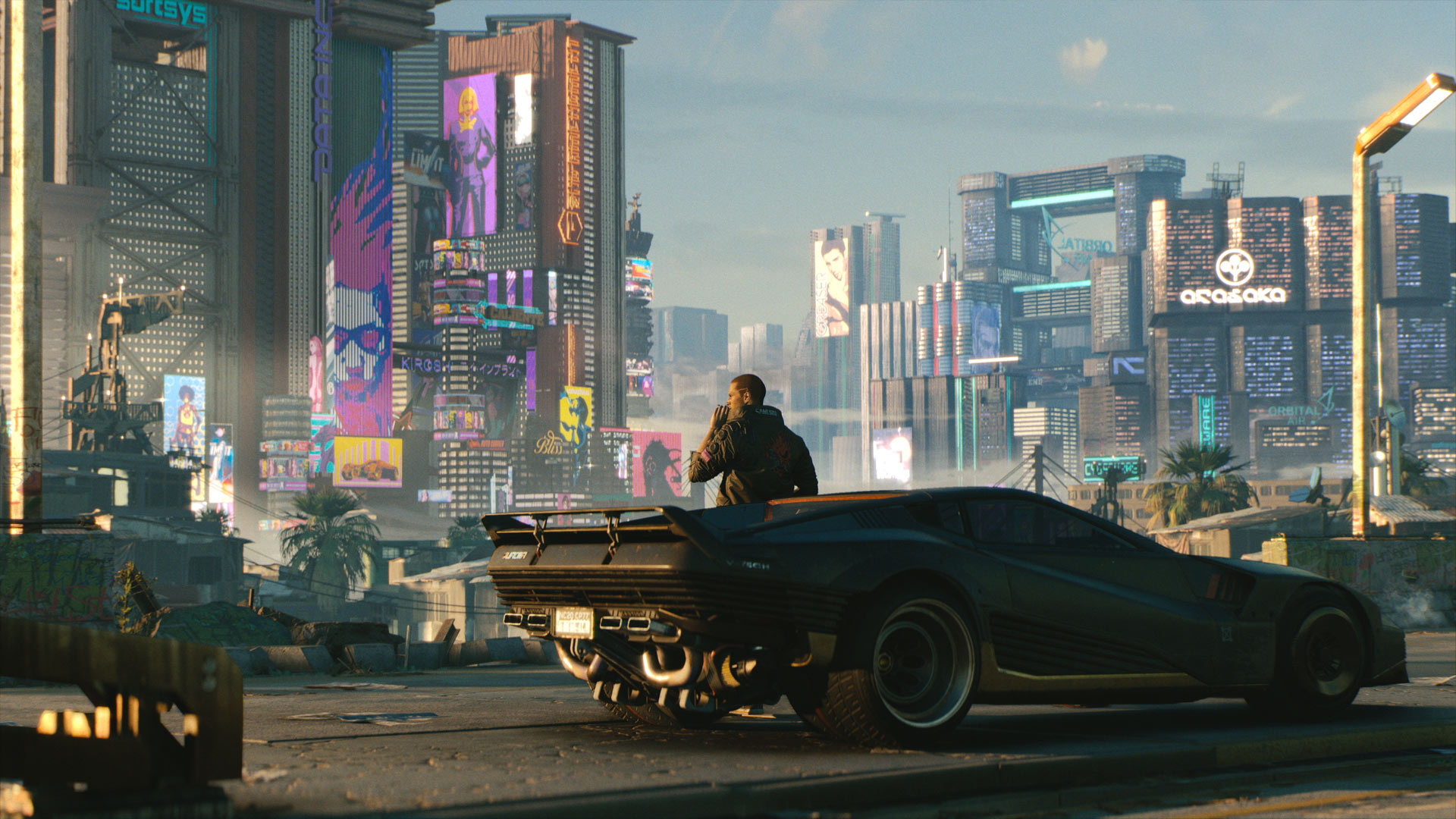 Cyberpunk 2077 gets awesome new trailer, prepare to get drekked