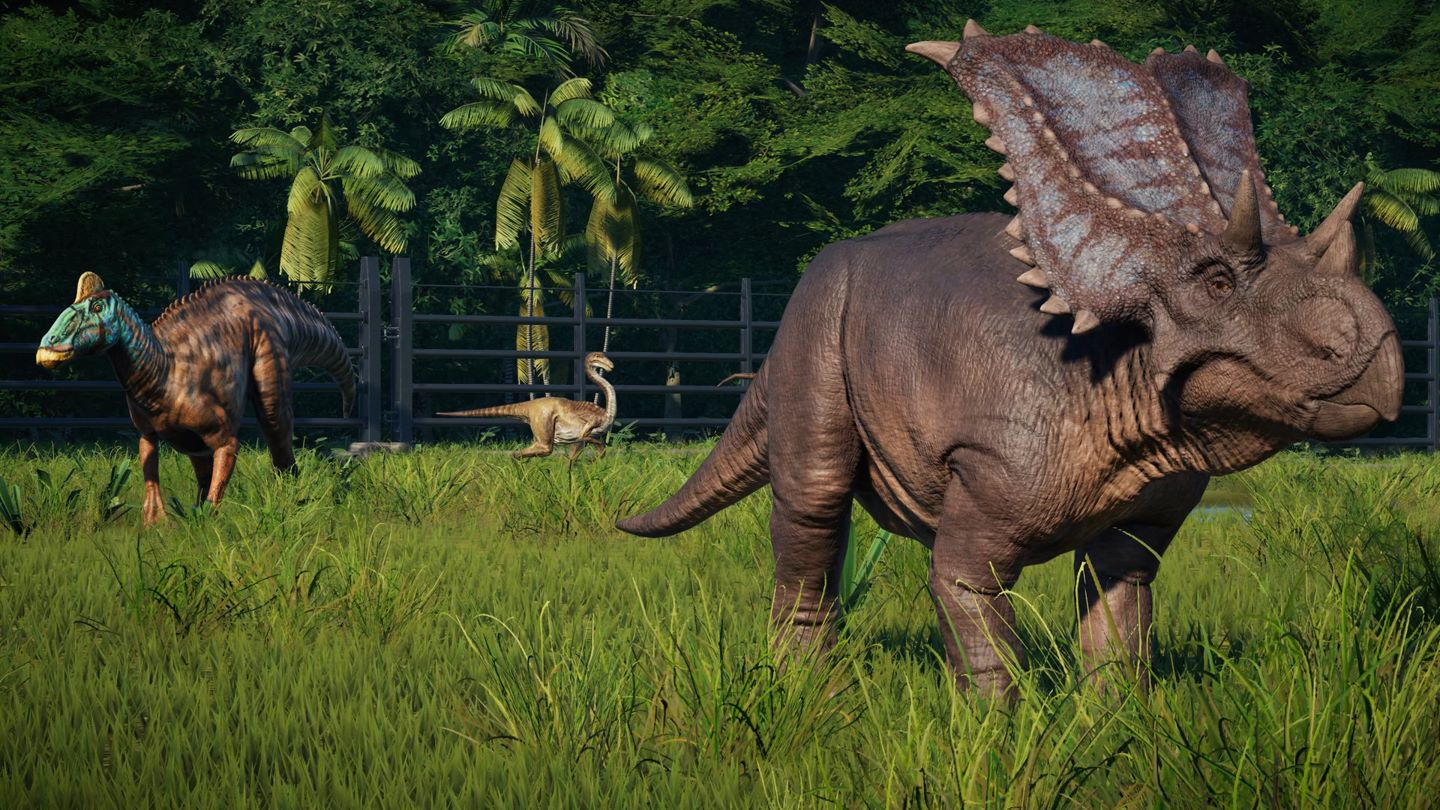 Review: Jurassic World Evolution — Don't let them escape!